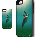 iPhone The Rise Green Sea Turtle