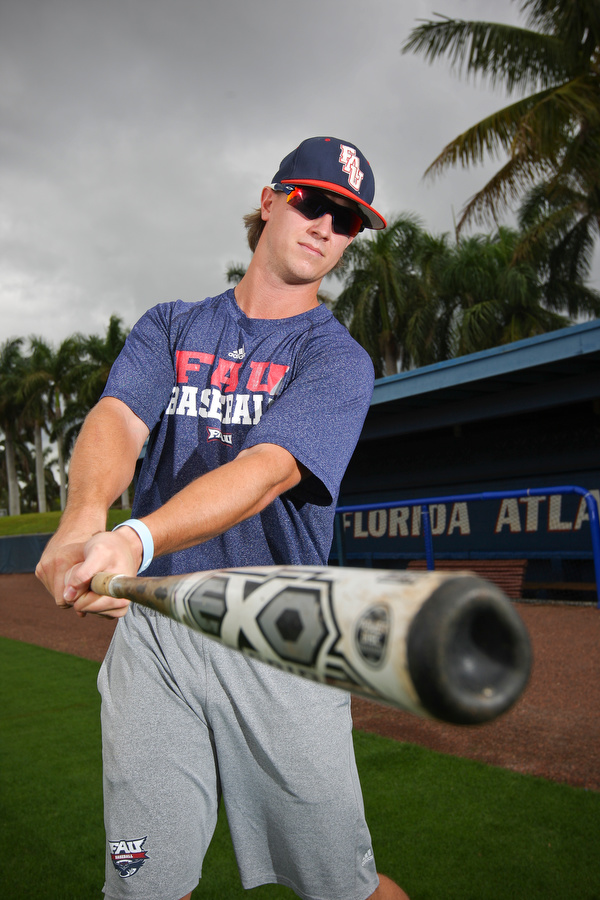 Florida Atlantic University super slugger