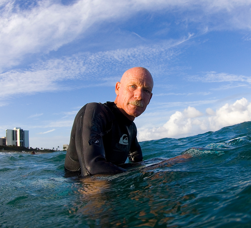 Don Ryan, Founder of Surfers for Autism