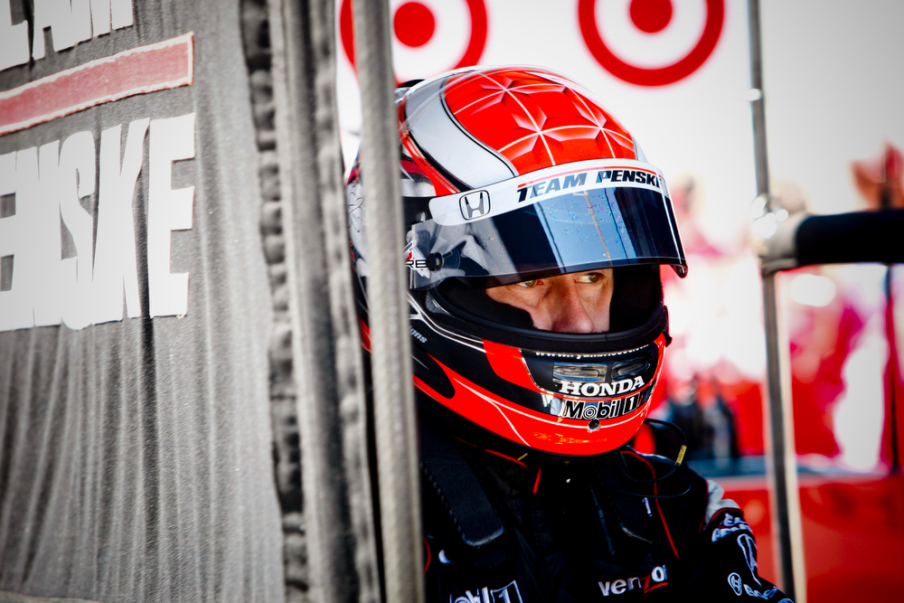 HELIO CASTRONEVES during practice at the Homestead-Miami Speedway, Homestead, Florida . Ben Hicks / Southcreek Global