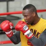 Boxing  2013 - NOV 11 - Boca Raton, Florida Adonis Stevenson