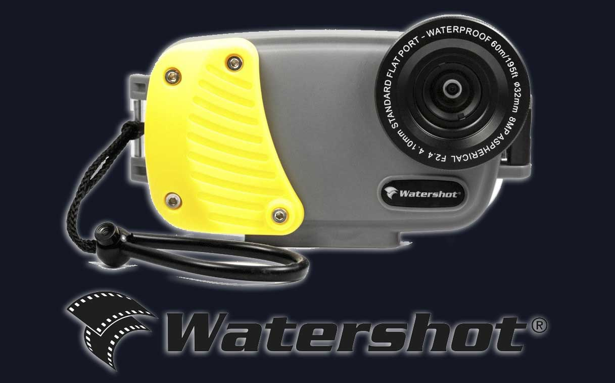 Watershot Mobile Housing